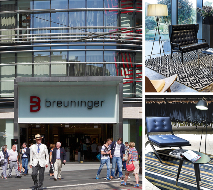 Breuninger, Düsseldorf, Germany