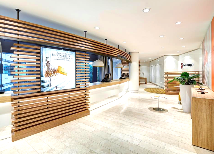 North German flagship store, Breuninger
