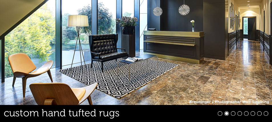 custom hand tufted rugs