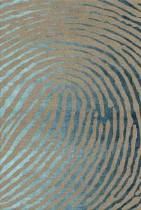 True Identity - designer rug