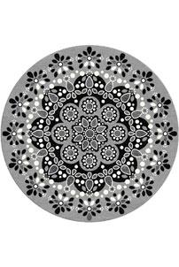 Lost Pearl - designer rug