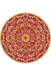 Sunburst - designer rug