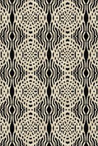 Water - Mizu 水 - designer rug