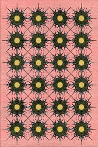Petra Parker - designer rug