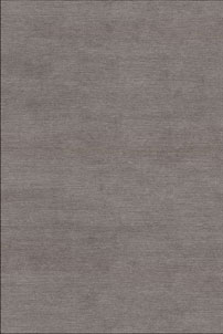 Plain Traffic Grey - designer rug