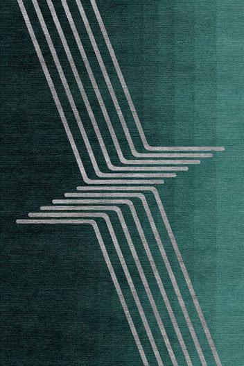 Flying Lines rug 1