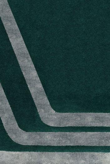 Flying Lines - rug 3
