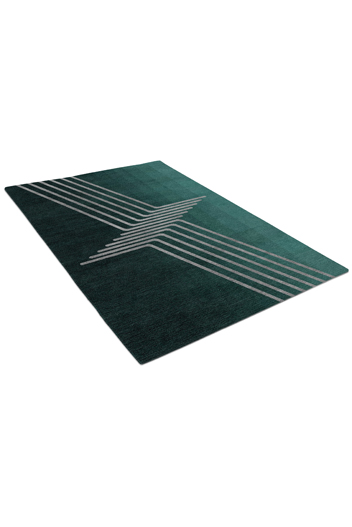 Flying Lines - rug 4
