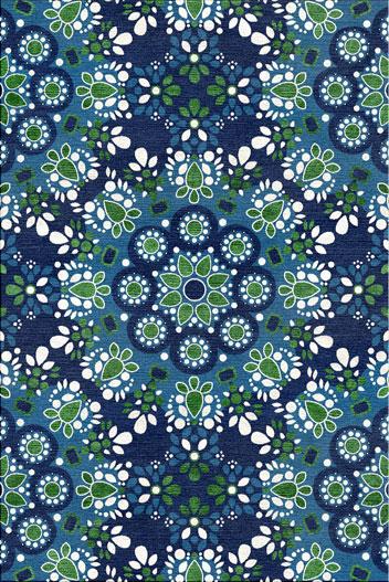 Gemstone Delight rug 1