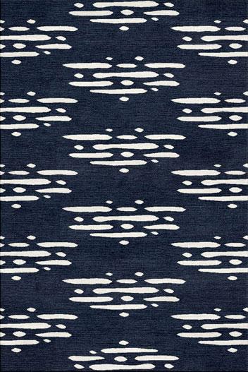 River - Kawa 川 rug 1