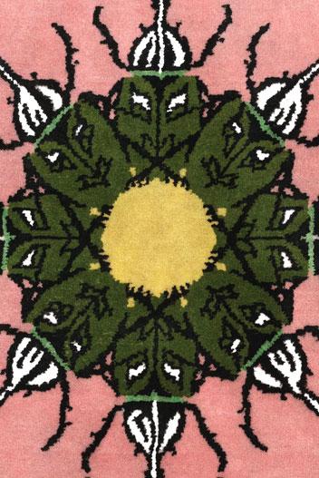 Petra Parker - rug 3