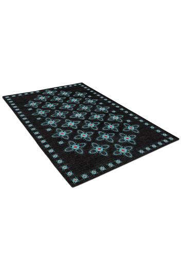 Teasel Black - rug 4
