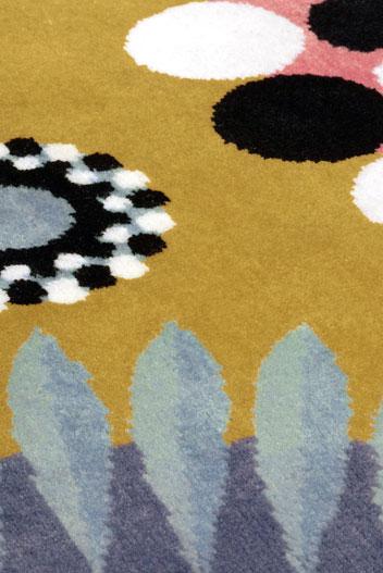 Family Mustard - rug 2