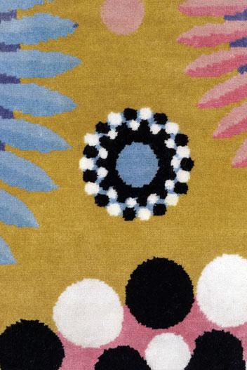 Family Mustard - rug 3
