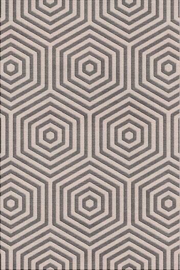 Hexweb rug 1