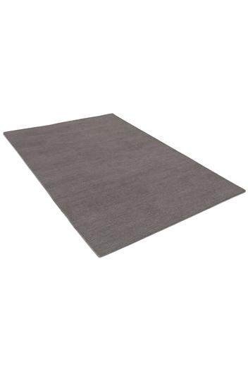 Plain Traffic Grey - rug 4