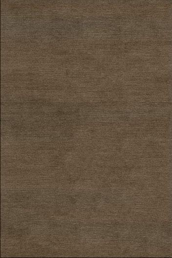 Plain Mid Brown rug 1