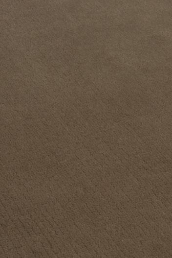 Plain Mid Brown - rug 2