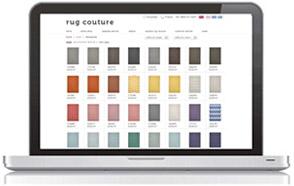 create your custom flatweave rug