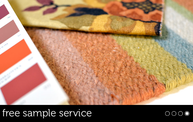 bespoke flatweave rugs