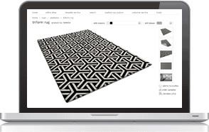 create your custom hand tufted rug