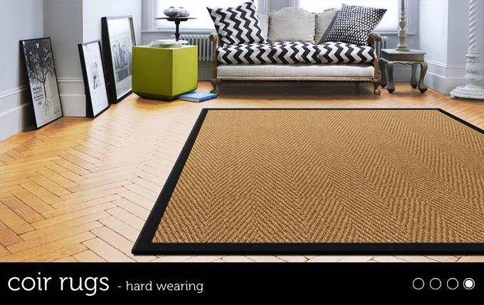 bespoke natural fibre rugs