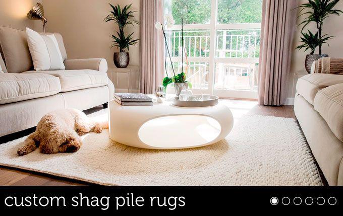 shaggy rug 1