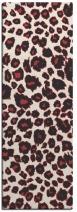 leopard rug - rug #631901