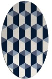 rug #1167151 | oval rug