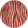 rug #407961 | round rug