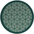 rug #1000091 | round borders rug