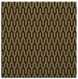 rug #1011573 | square brown retro rug