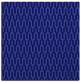 rug #1011649 | square blue-violet rug
