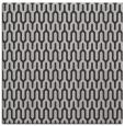 rug #1011757 | square orange graphic rug