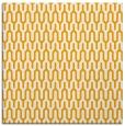 rug #1011893 | square light-orange retro rug