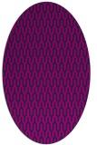 rug #1011945   oval blue popular rug