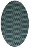 rug #1011988 | oval graphic rug