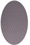 rug #1012155 | oval graphic rug