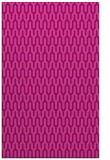 rug #1012489 |  pink retro rug