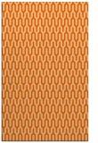 rug #1012541 |  red-orange retro rug