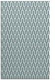 rug #1012577 |  blue-green retro rug