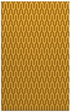 rug #1012597 |  light-orange graphic rug