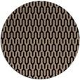 rug #1012649   round black popular rug