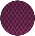 rug #1012724 | round graphic rug