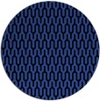 rug #1012834 | round retro rug
