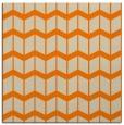 rug #1013365 | square orange gradient rug