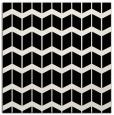 rug #1013369 | square black gradient rug
