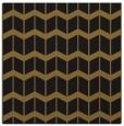 rug #1013385 | square mid-brown gradient rug