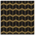 rug #1013393 | square mid-brown gradient rug