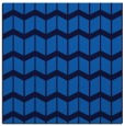 rug #1013397 | square blue gradient rug